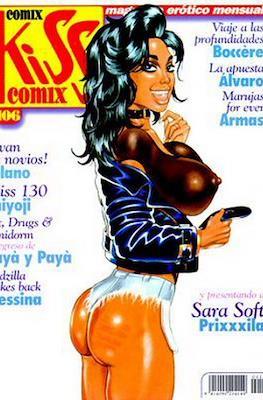 Kiss Comix #106