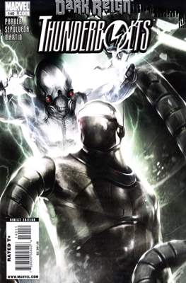 Thunderbolts Vol. 1 / New Thunderbolts Vol. 1 / Dark Avengers Vol. 1 (Comic-Book) #140