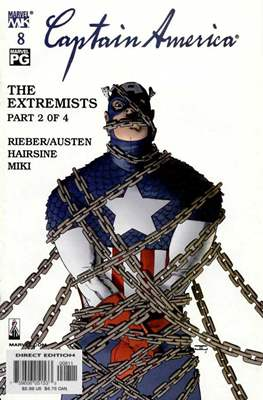 Captain America Vol. 4 (Comic Book) #8