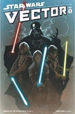 Star Wars: Vector (Softcover 144 pp) #1