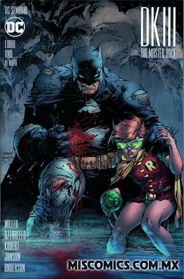 Dark Knight III: The Master Race (Portadas variantes) #1