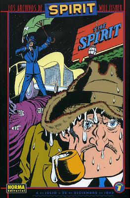 Los archivos de The Spirit #7