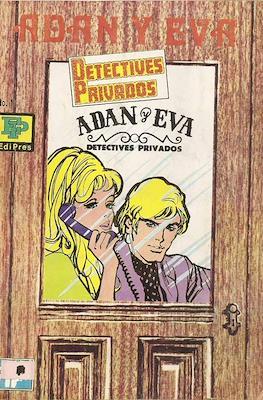 Adán y Eva. Detectives Privados