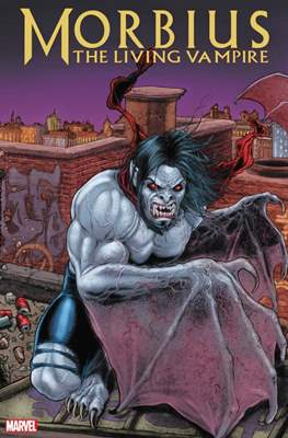 Morbius: The Living Vampire Vol. 3 (Variant Cover) (Comic Book) #4