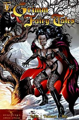 Grimm Fairy Tales (Comic Book) #17