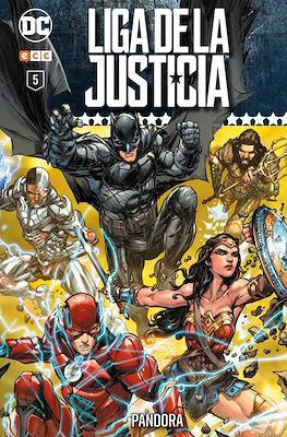 Liga de la Justicia (Coleccionable semanal) (Cartoné 120 pp) #5