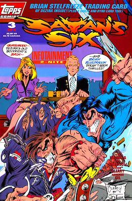 Satan's Six (grapa) #3