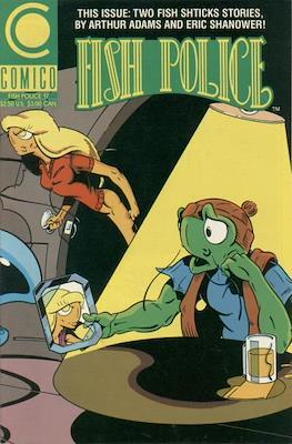 The Fish Police (Comic Book) #17