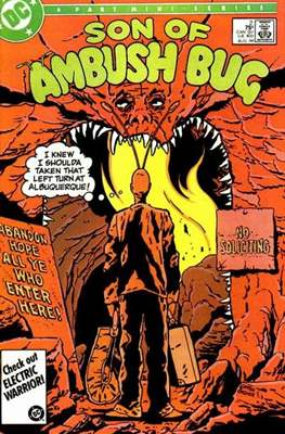 Son of Ambush Bug (Grapa) #2