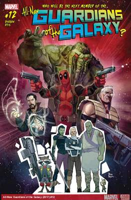 All-New Guardians of the Galaxy (Comic-book) #12