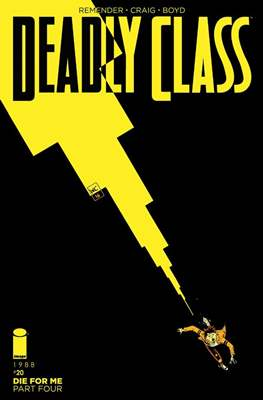 Deadly Class (Comic-book) #20