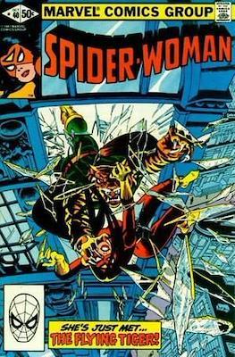Spider-Woman (Vol. 1 1978-1983) (Comic Book) #40