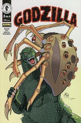 Godzilla (Rústica) #3