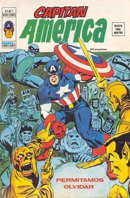 Capitán América Vol. 3 #7