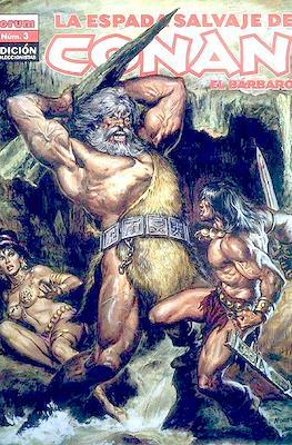 La Espada Salvaje de Conan el Bárbaro. Edición coleccionistas (Rústica. 64 páginas. B/N. (2005-2008).) #3