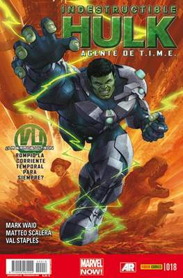 El Increíble Hulk Vol. 2 / Indestructible Hulk / El Alucinante Hulk / El Inmortal Hulk (2012-) (Comic Book) #18