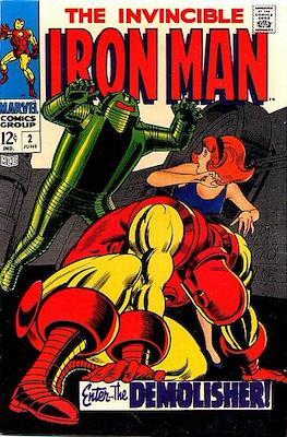 Iron Man Vol. 1 (1968-1996) #2
