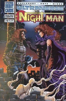 The Night Man #5