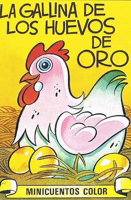 Minicuentos color (1975) (Grapa) #34
