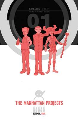 The Manhattan Projects (Digital) #1
