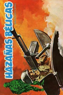 Hazañas Bélicas (Grapa. Blanco y negro. (1973-1988)) #61