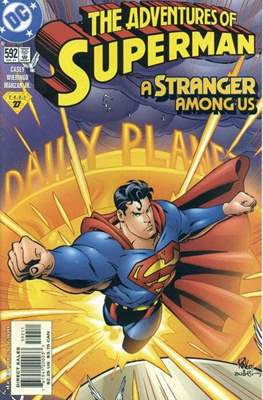 Superman Vol. 1 / Adventures of Superman Vol. 1 (1939-2011) (Comic Book) #592