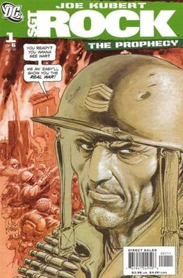 Sgt. Rock: The Prophecy (Comic Book 24 pp) #1