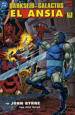 Darkseid vs Galactus. El ansia