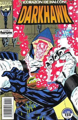 Darkhawk (1993-1994) (Grapa. 17x26. 24 páginas. Color.) #14
