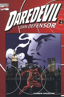 Coleccionable Daredevil / Dan Defensor (Rústica 80 pp) #21
