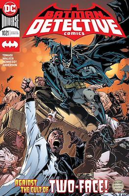 Detective Comics Vol. 1 (1937-2011; 2016-) (Comic Book) #1021