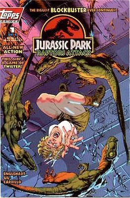 Jurassic Park Raptors Attack (Comic Book) #1