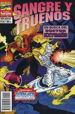 Sangre y Truenos (1994-1995) #3