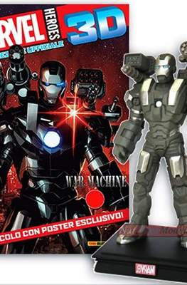 Marvel Héroes 3D - Colección Oficial (Grapa) #23