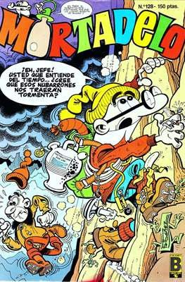 Mortadelo (1987-1991) (Grapa) #128