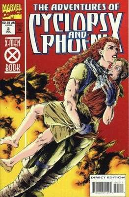 The Adventures of Cyclops and Phoenix (Grapa. (1994)) #3