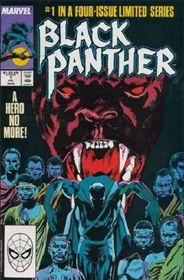 Black Panther vol.2 (1988)