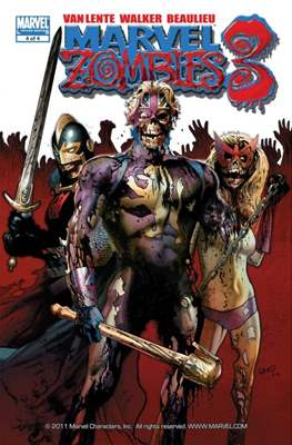 Marvel Zombies 3 (Comic-Book) #4