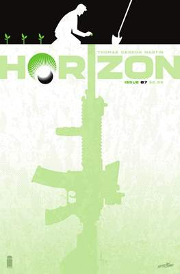 Horizon (Comic-book) #7