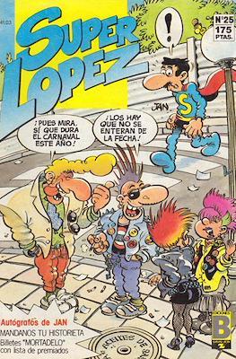 Super Lopez (Grapa) #25