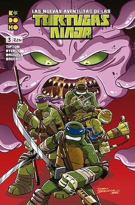 Las nuevas aventuras de las Tortugas Ninja #3