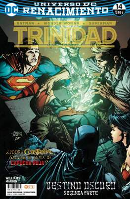 Batman / Superman / Wonder Woman: Trinidad #14