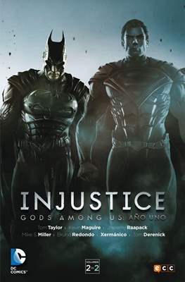 Injustice: Gods Among Us. Año uno #2