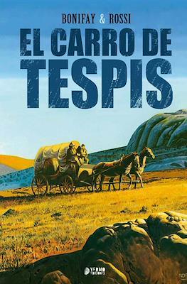 El carro de Tespis
