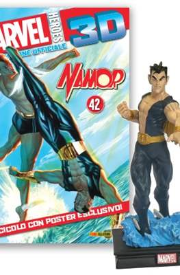 Marvel Héroes 3D - Colección Oficial (Grapa) #43