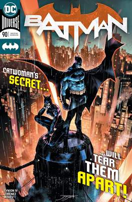 Batman Vol. 3 (2016-) (Comic Book) #90