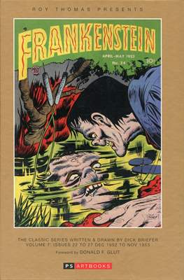 Frankenstein - Collected Works (Cartoné) #7