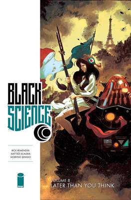 Black Science (Softcover) #8