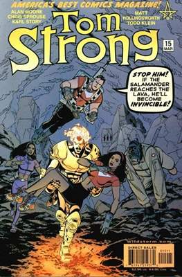 Tom Strong (Comic Book) #15