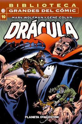 Biblioteca Grandes del Cómic: Drácula (2002-2004) (Rústica 160-192 pp) #10